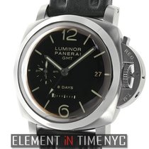 Panerai Luminor 1950 8 Days GMT PAM 233 new