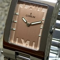 Corum pre-owned Quartz 24mm Sapphire crystal 3 ATM