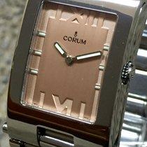 Corum Steel 24mm Quartz 64.151.20 pre-owned