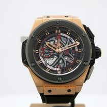 Hublot King Power Rose gold 48mm Transparent No numerals United States of America, Florida, Boca Raton