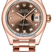 Rolex Rose gold 28mm Automatic 279165 Chocolate Diamond President new United States of America, New York, Airmont