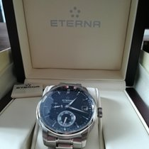 Eterna Steel 42mm Automatic new