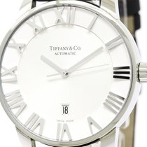 Tiffany Atlas Dome Automatic Mens Watch Z1830.68.15a21a00a...
