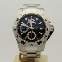 Longines HydroConquest Automatic Chronograph 41MM Ref.L3.651.4...