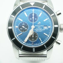 Breitling Superocean Héritage Chronograph Black / Blue Dial