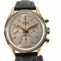 TAG Heuer Carrera chronograph re-edition gold 18K