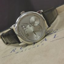 A. Lange & Söhne Platinum 42mm Manual winding 115.206. pre-owned UAE, Dubai