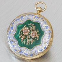 """Patek Philippe Early Pocket Watch """" For and Retailed by..."""