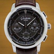 Glashütte Original 39-31-34-42-04 Senator Chronograph SS/SS...