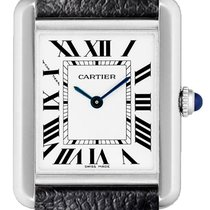 Cartier WSTA0030 Staal Tank Solo 31mm