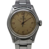 Rolex Oyster Precision 4444 Manual Winding Steel Year 1957...