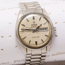 Omega Seamaster (Submodel) pre-owned 36mm Steel