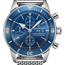 Breitling Superocean Héritage II Chronographe A13313161C1A1 2020 nouveau
