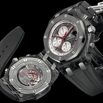 Audemars Piguet Royal Oak Offshore Chronograph tweedehands 42mm Koolstof