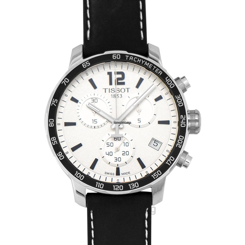 e3835dcf0e8 Tissot Quickster - Todos os preços de relógios Tissot Quickster na Chrono24