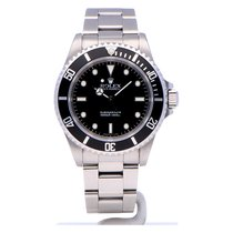 Rolex Submariner (No Date) tweedehands 40mm Staal