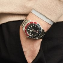 Tudor Black Bay GMT Stahl 41mm