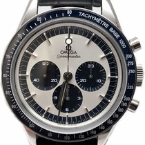 Omega Speedmaster Professional Moonwatch Steel 39.7mm Silver No numerals United States of America, Florida, Naples
