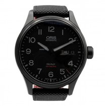 Oris Steel 45mm Automatic 75276984784 pre-owned UAE, Dubai