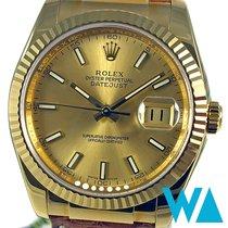 Rolex Datejust 116138 2003 new