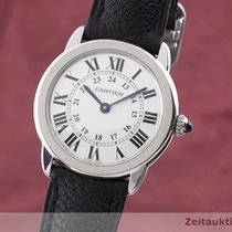 Cartier Ronde Croisière de Cartier Stahl 29.5mm Silber Deutschland, Chemnitz