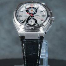 IWC Big Ingenieur Chronograph Acero 45mm Plata Sin cifras