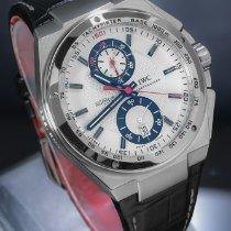 IWC Big Ingenieur Chronograph Otel 45mm Argint Fara cifre