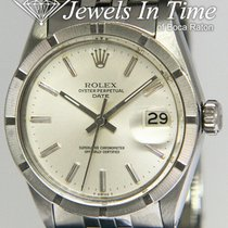 Rolex Oyster Perpetual Date Steel 34mm Silver No numerals United States of America, Florida, 33431