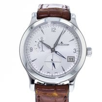 Jaeger-LeCoultre Master Hometime Steel 40mm Silver United States of America, Georgia, Atlanta