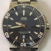 Oris Aquis pre-owned