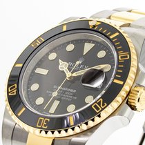 Rolex Submariner Date Gold/Steel 40mm Black United States of America, Georgia, Atlanta