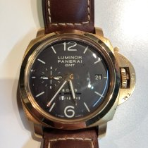 Panerai Luminor 1950 8 Days GMT PAM 00289 2010 occasion