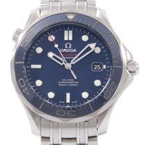 Omega Seamaster Diver 300 M 41mm Blue