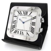 Cartier Santos Travel Alarm Clock 2750