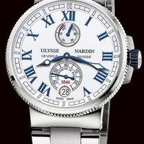 Ulysse Nardin Marine Chronometer Manufacture 1183-126-7M/40 new