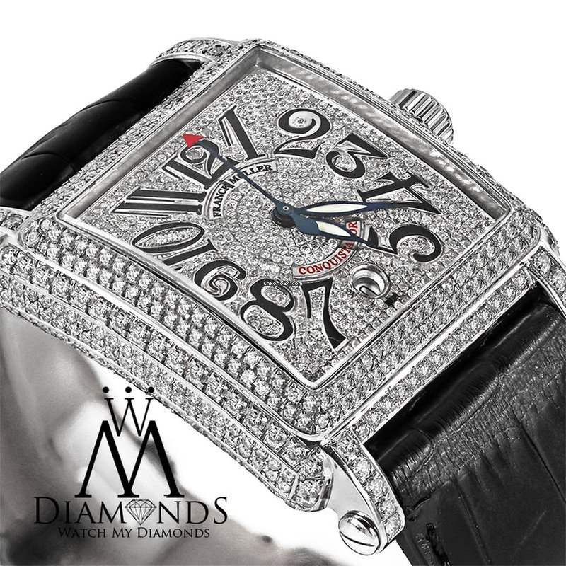 Franck Muller Conquistador Cortez - all prices for Franck Muller  Conquistador Cortez watches on Chrono24 c7cd6309d517