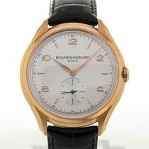 Baume & Mercier Clifton 42 Small Second Red Gold