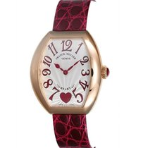 Franck Muller Heart Rose Gold Watch