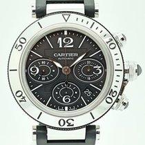 Cartier Pasha Seatimer Chronograph