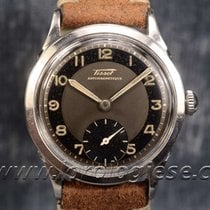 Tissot Military Style Glossy Two-tones Dial Ref.6702 Waterproo...