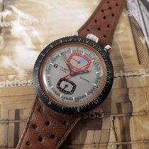 Tissot Reloj cronógrafo suizo antiguo de cuerda Tissot Sideral...