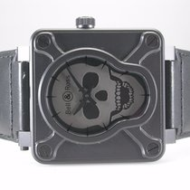 "Bell & Ross Br01-92 Airborne ""skull"" Limited..."