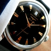 Longines Perfect Heritage Conquest Automatic black dial