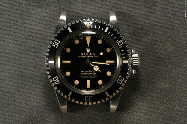 Rolex Submariner 5512 Gold Gilt Dial For 74900 For Sale From A