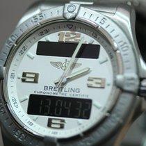 Breitling Aerospace Avantage Титан 42mm Чёрный Aрабские