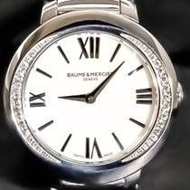 Baume & Mercier Promesse 30 Diamonds -  MOA 10160