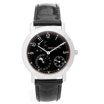 Patek Philippe Annual Calendar White Gold Watch ref. 5055G