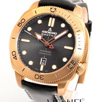 Anonimo 44.5mm Automatisk AM-1001.04.001.A01 ny