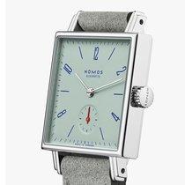 NOMOS Tetra new 2019 Manual winding Watch with original box and original papers 495