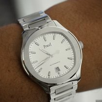 Piaget Polo S G0A41001 PIAGET POLO S Automatico Argento  42mm new